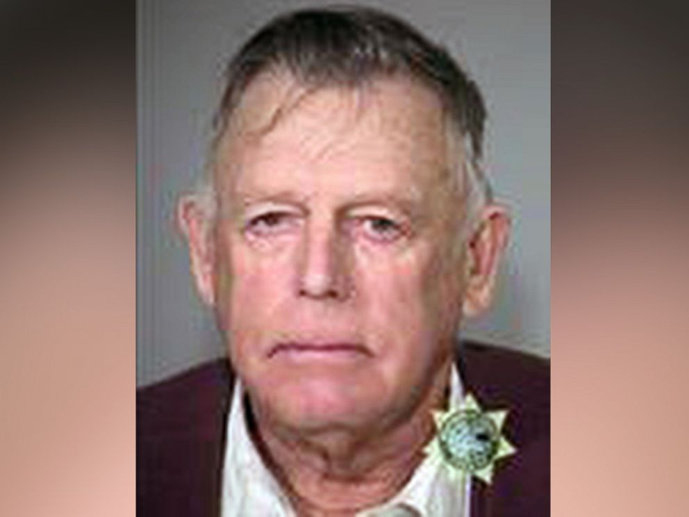 PHOTO: This booking photo provided by the Multnomah County, Ore., Sheriffs Office shows Nevada rancher Cliven Bundy. Bundy, the father of the jailed leader of the Oregon refuge occupation, was arrested in Portland, the FBI said, Feb. 11, 2016.
