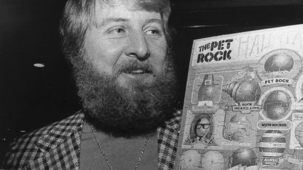 The Pet Rock Captured a Moment and Made Its Creator a ...