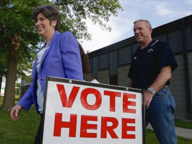 Hog-Castrating, Harley-Riding Ernst Wins Iowa Senate Primary