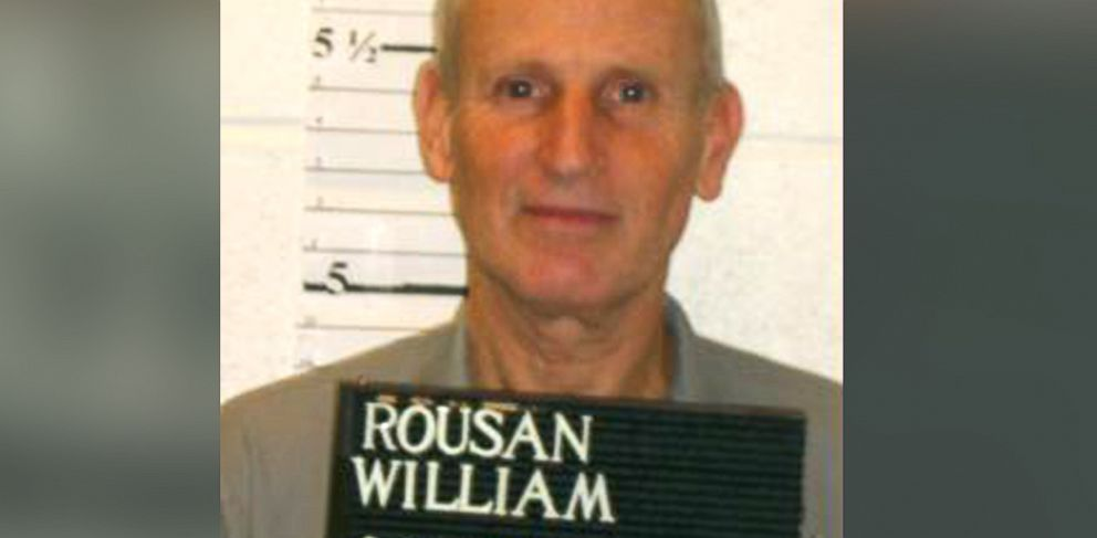 PHOTO: William Rousan, seen in this Dec. 1, 2013 photo, was sentenced to death for killing 62-year-old Grace Lewis in 1993.