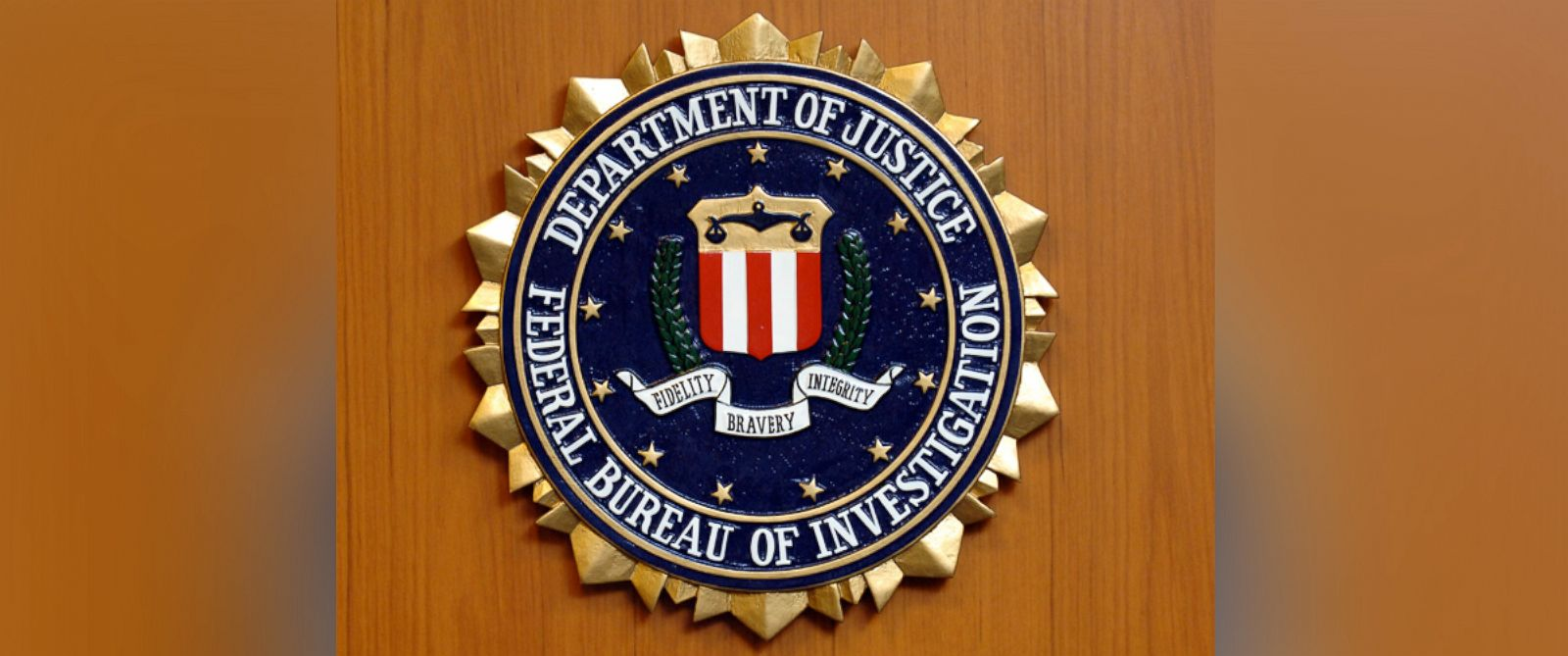 PHOTO: The Seal of the Federal Bureau of Investigation is the symbol of the FBI, Sept. 6, 2005.