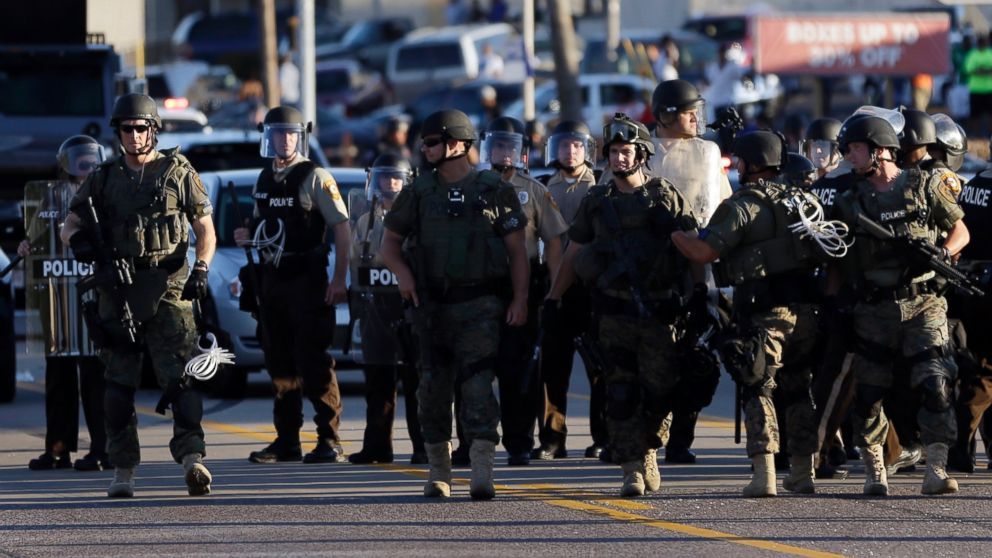 Ferguson Police Main Defends Usage of Force, Rip Gas, Rubberized Bullets
