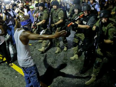 Hopes for 'Turning Point' in Ferguson Despite New Clashes