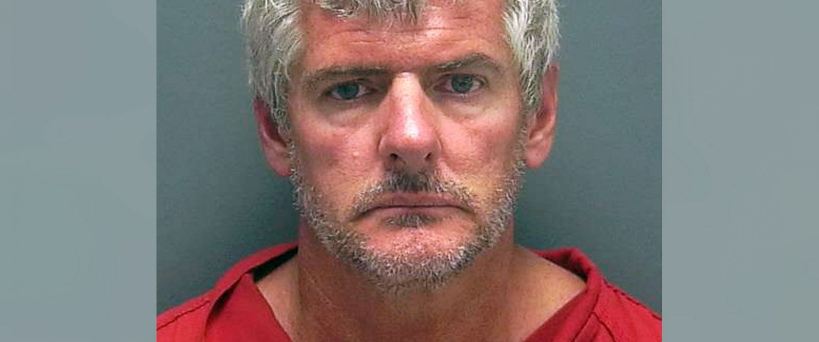 PHOTO: This 2014 booking photo provided by the Lee County, Florida Sheriffs office shows John Marshall of Fort Myers, Fla.
