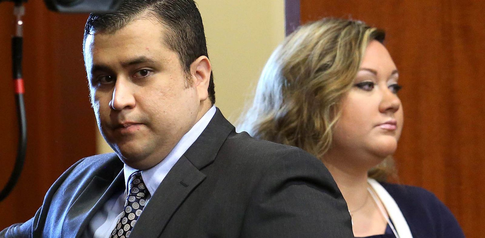 PHOTO: George Zimmerman and Shellie