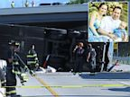 PHOTO: Wreckage of bus crash in Indianapolis