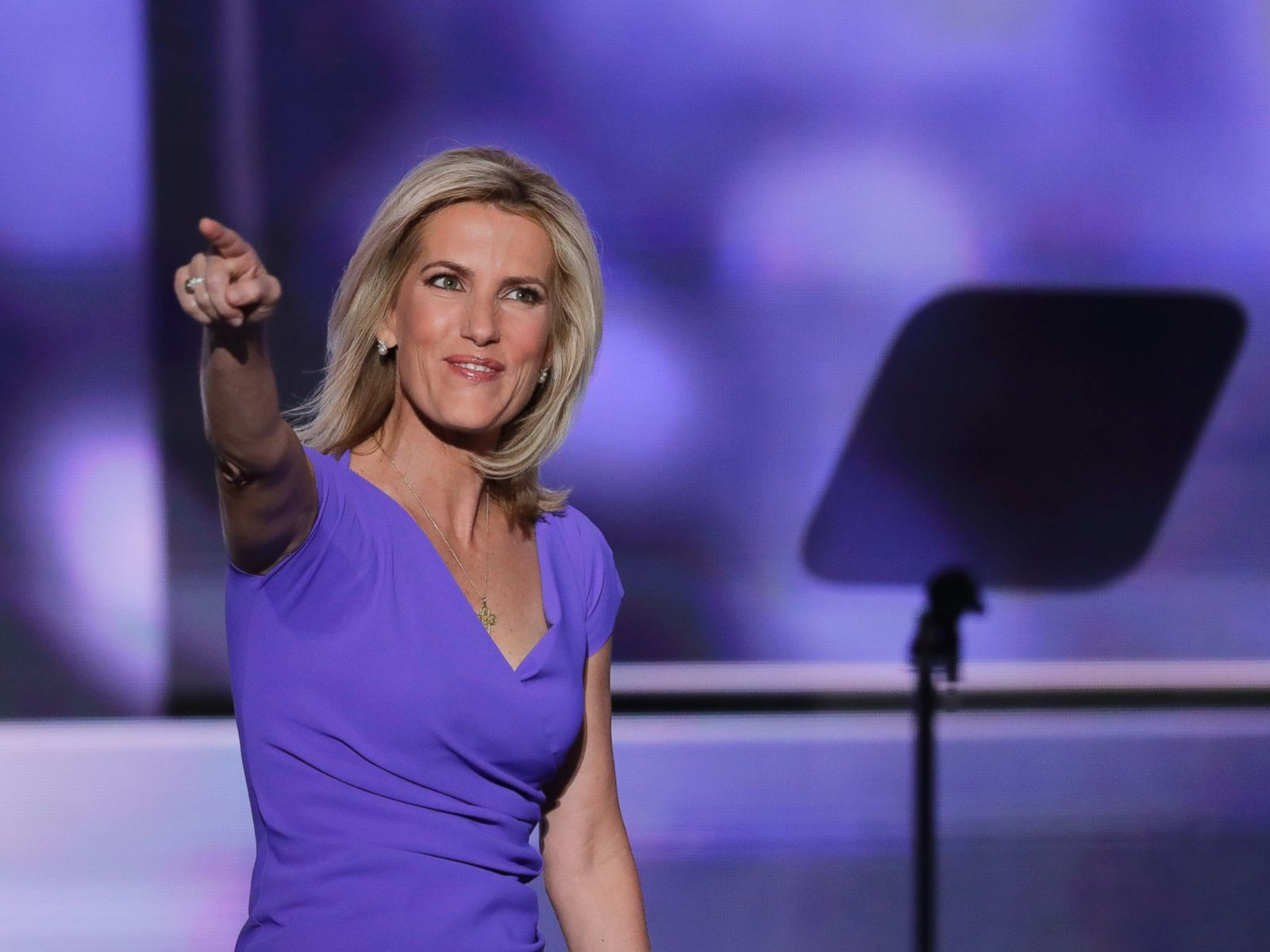 Laura Ingraham Returns Following Boycott Says Liberals Cutting Off Free Speech Abc News