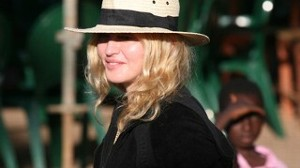 Video: Madonna plans to adopt baby girl.