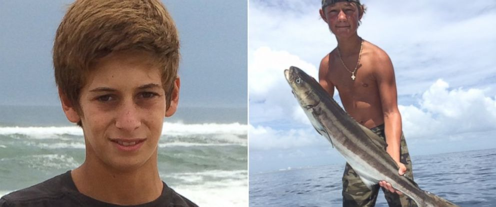 PHOTO: FILE - This file combination made from photos provided by the U.S. Coast Guard shows Perry Cohen, left, and Austin Stephanos. Cohen and Stephanos were last seen Friday afternoon, July 24, 2015, in Jupiter, Fla.