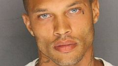 PHOTO: Jeremy Meeks, 30, is seen in a June 18, 2014 booking photo released by the Stockton, Calif. Police Department.