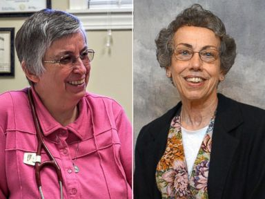 PHOTO: Sister Paula Merrill and Sister Margaret Held, two nuns who worked as nurses and helped the poor in rural Mississippi, were found slain in their home and there were signs of a break-in and their vehicle was missing, officials said on Aug. 25, 2016.