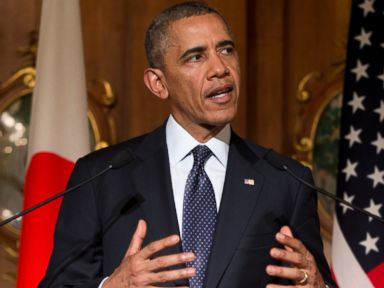 Obama Warns Russia Tougher Sanctions Are 'Teed Up and Ready to Go'