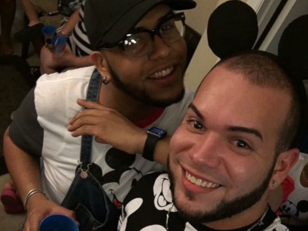 PHOTO: This undated photo shows Peter O. Gonzalez-Cruz, left, and Gilberto Ramon Silva Menendez, killed in the Pulse nightclub in Orlando, Fla., early Sunday, June 12, 2016.