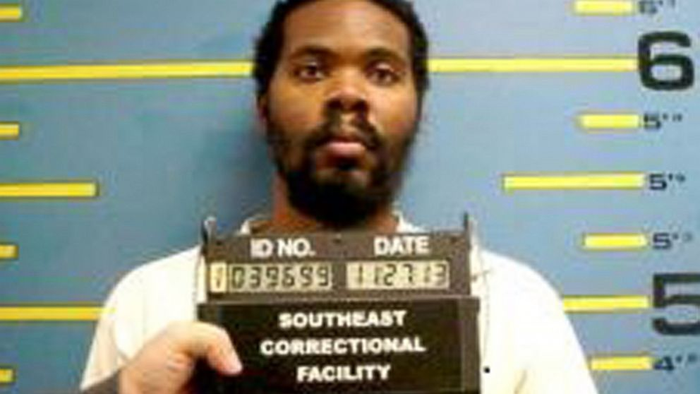 PHOTO: Cornealious Anderson, who was convicted of armed robbery in 2000, is shown in this undated file photo.