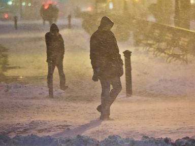 Travel Bans Getting Lifted as Snow Falls Short in Some Areas