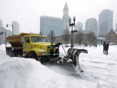 Travel Ban Lifted in Massachusetts, but Storm's Impact Lingers