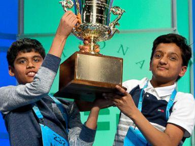 Scripps National Spelling Bee Nets 2 Winners