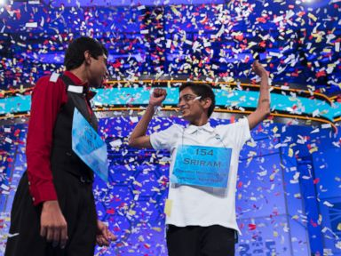 Spelling Bee Co-Champs Crowned, First Time Since 1962