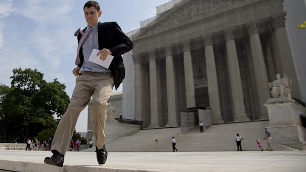 AP Supreme Court jef 130626 16x9 608 Instant Index: Run Intern Run