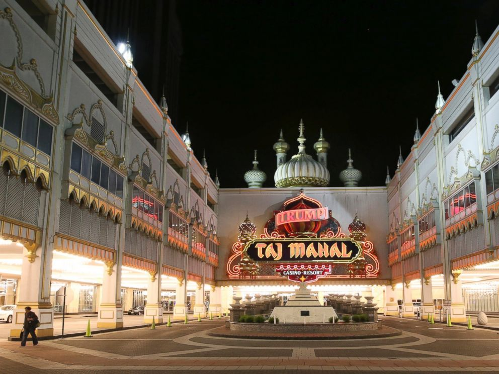 Taj mahal casino atlantic city parking