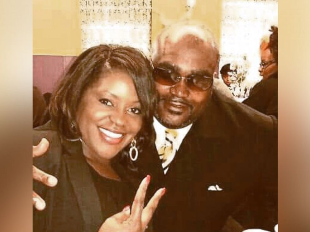 PHOTO: This photo provided by the Parks & Crump, LLC shows Terence Crutcher, right, with his twin sister Tiffany. Crutcher, an unarmed black man was killed by a white Oklahoma officer Friday, Sept. 16, 2016, who was responding to a stalled vehicle.