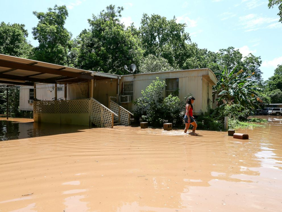 Texas River Expected to Rise to Record Levels as Floods ...