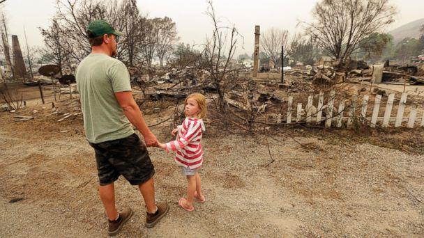 AP Washington Wildfire MT 140718 16x9 608 Cauldron of Hell as Fires Rage Across Washington State