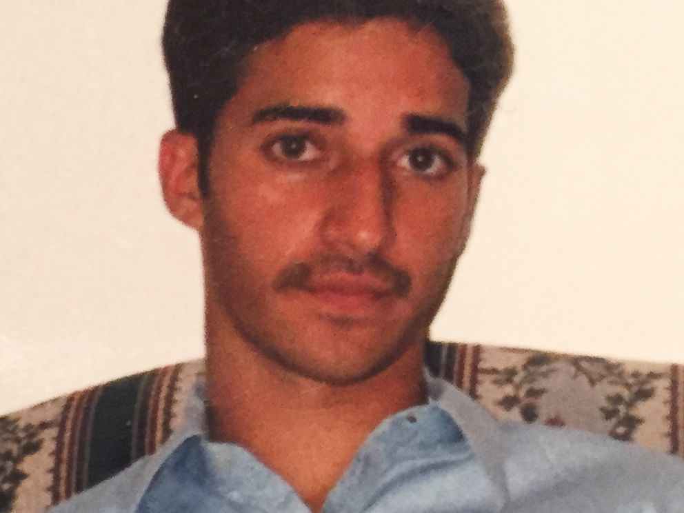 PHOTO: Adnan Syed is shown in an undated photo provided by his brother, Yusuf Syed.