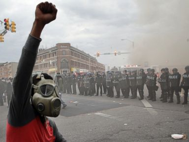 State of Emergency Declared Amid Violent Clashes in Baltimore