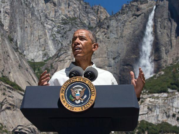 Obama Makes Virtual-Reality Debut in Tour of Yosemite Valley