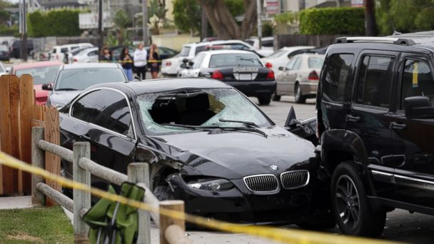 AP black bmw jef 140605 16x9 608 Last Hospitalized Santa Barbara Rampage Victims Family Hopes He Will Walk in Graduation Ceremony