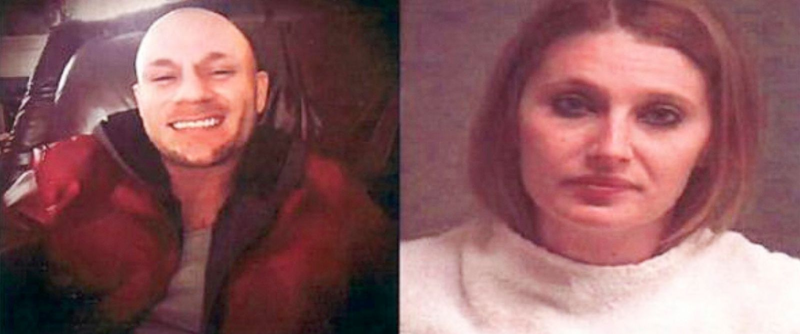 PHOTO:This composite photo released by Perry, Ga., Police Department shows photos of Blake Fitzgerald and Brittany Nicole Harper of Joplin, Mo., who are wanted in connection with a series of robberies and kidnappings in Georgia and Alabama.