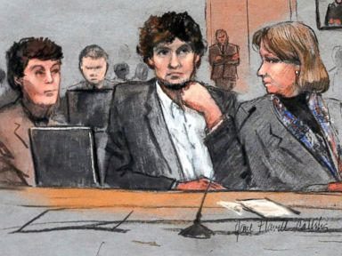 Cracks in the Ice: Boston Bomber Cries in Court
