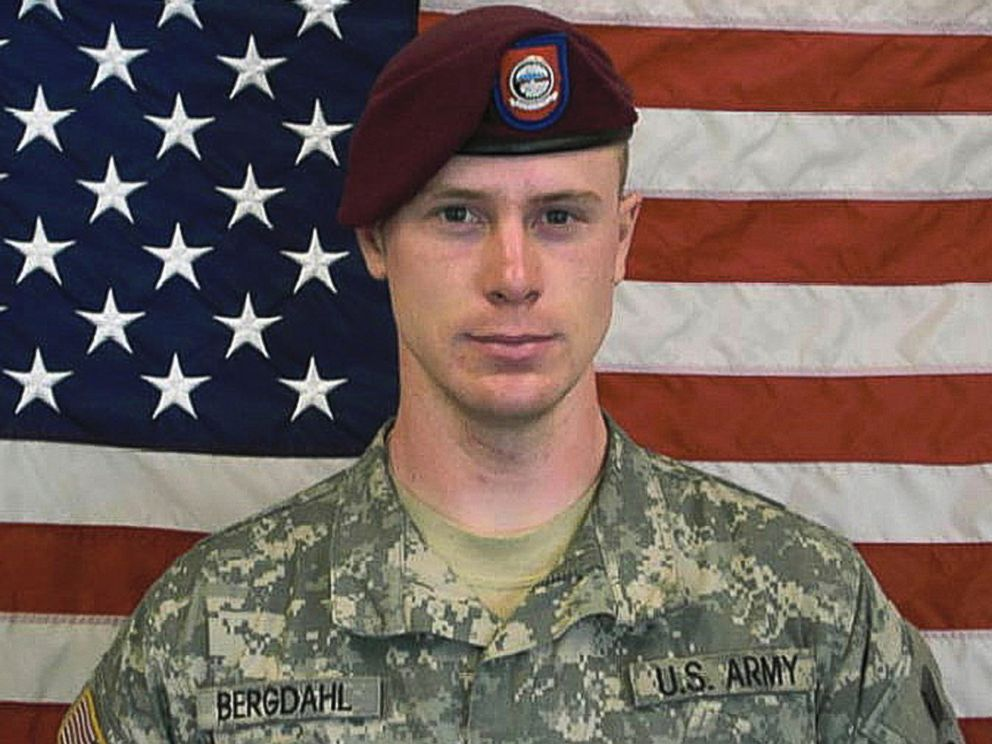PHOTO: This undated image provided by the U.S. Army shows Sgt. Bowe Bergdahl.