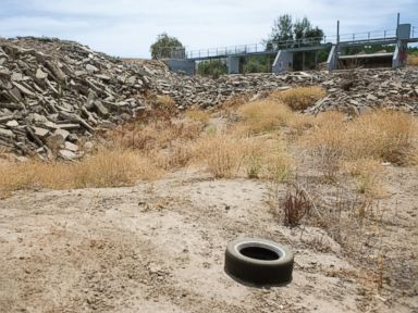 California Residents Face Fines as Bone-Dry State Seeks to Reduce Water Use