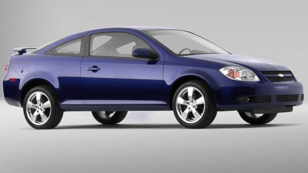 AP chevy cobalt sr 140213 16x9 608 GM Recalls Chevy Cobalt, Pontiac G5 After Fatal Crashes