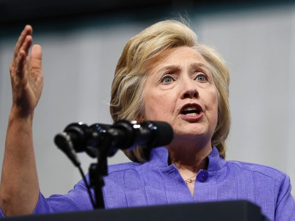 In Her Own Words: The Evolution of Clinton's Statements on Email Scandal