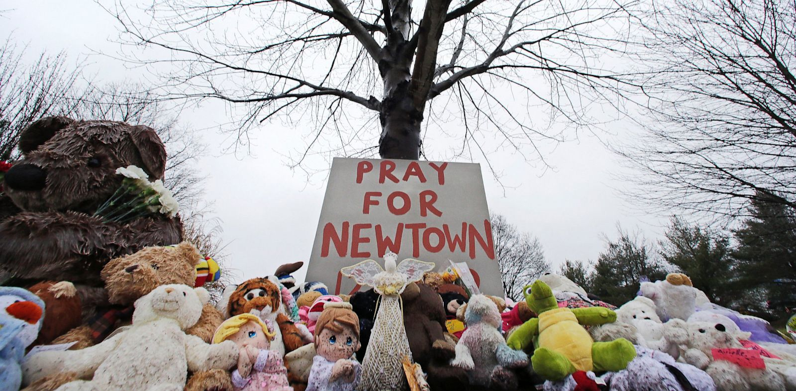 PHOTO: Residents in Newtown will be voting on whether or not to accept a huge gift from the state to rebuild Sandy Hook School