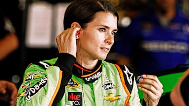 PHOTO: Danica Patrick at NASCAR
