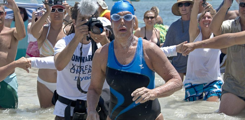 PHOTO: Diana Nyad