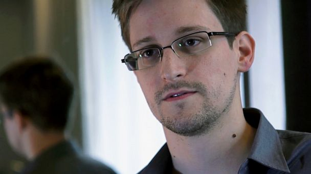 PHOTO: Edward Snowden, who worked as a contract employee at the National Security Agency, in Hong Kong, June 9, 2013.