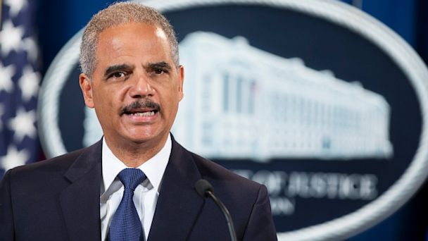 AP eric holder jef 130930 16x9 608 Justice Department To Sue N.C. Over Voting Law