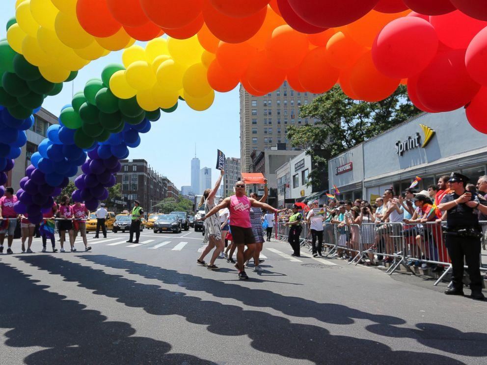 New York City LGBT Pride March - Wikipedia