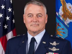 PHOTO: US Air Force Maj. Gen. Michael J. Carey was fired in October as commander of the U.S. land-based nuclear missle force for engaging in inappropriate behavior while in Russia.