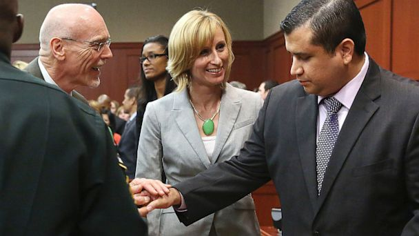 AP george zimmerman 21 dm 130714 16x9 608 George Zimmerman Verdict: Live Updates