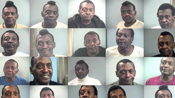 AP henry earl mug shots 1500 arrest sk 131128 23x13 608 Man Arrested More Than 1,250 Times in Jail Again