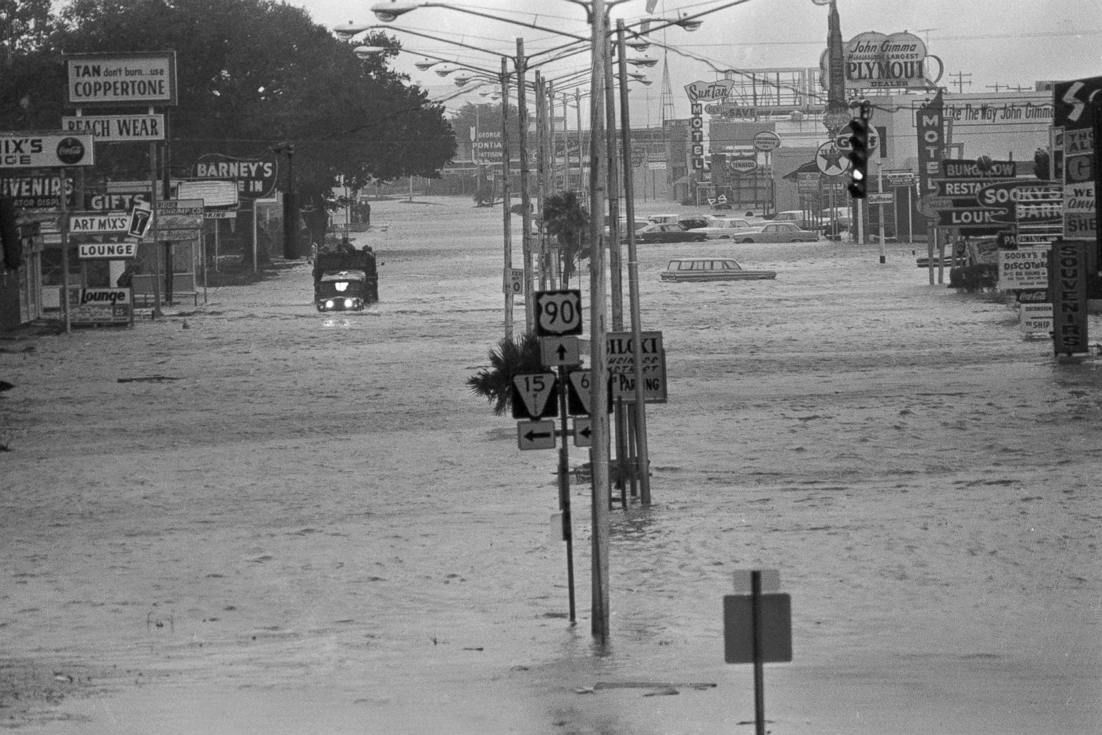 catastrophic floods in history
