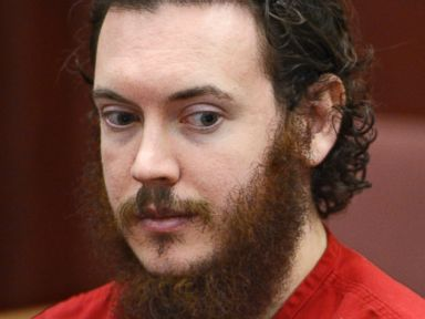 PHOTO: James Holmes is pictured in court in Centennial, Colo. on June 4, 2013.