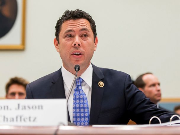 GOP Rep. Chaffetz Changes Course, Says He'll Vote For Trump
