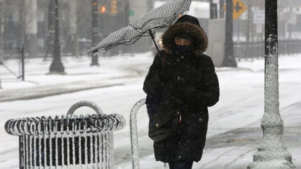 AP jersey city umbrella sk 140121 16x9 608 5 Things Everyone Does to Prepare for Snow mergencies
